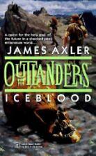 0-373-63820-5 James Axler Outlanders - ICEBLOOD - Paperback