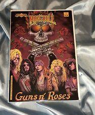 ROCK N ROLL COMICS #1~GUNS N ROSES~VERY RARE 7th PRINTING~AXL ROSE/SLASH~