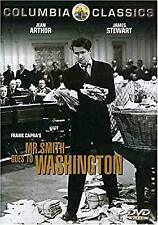 James Stewart: Mr. Smith Goes To Washington Dvd