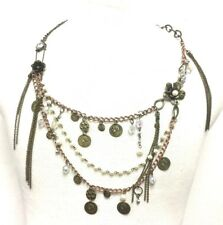 Tiered Necklace Fashion Jewelry Faux Pearls Coins By T-Shirts & Jeans Nordstrom