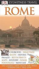 DK Eyewitness Travel Guide: Rome