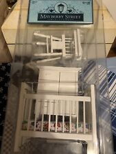 Mayberry Street Dollhouse Doll House Furniture Nursery