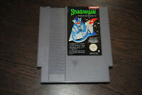 Jeu SHADOWGATE pour Nintendo NES