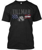 Tillman Family Honors Veterans Hanes Tagless Tee T-Shirt