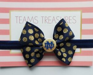 Notre dame hair bow Notre dame baby gift girl Notre Dame headband