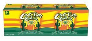 Cactus Cooler Orange Pineapple Blast 12 Pack