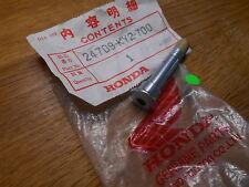 Honda, CBR400RR NC23 Pedal bolt , 24709 KY2 700, NEW NOS