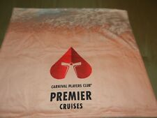 Carnival Cruise - Players Club - Premium Cruise Towel 60 X 34