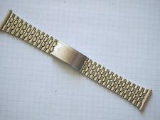 NSA Bracelet 22mm (21.7mm end link)  Stainless Steel TOTAL LENGTH 155mm.1970