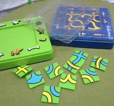 GOGETTER I & II plastic toddler puzzles Smartgames logic Netherlands tiles 2000