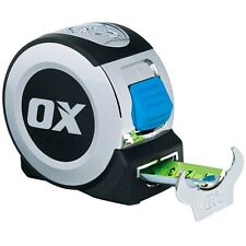 OX Pro Tape Measure 8 Metres / 26ft