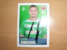 1  Topps Bundesliga Sticker 16/17 Zlatko Junuzovic  original signiert