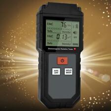 Instrument EMF Gauss Meter Electromagnetic Radiation Detector LCD Digital Tester