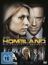 Homeland - Staffel 2 - NEU OVP - 4 DVDs