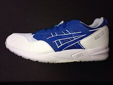 Asics Gel Saga blue & white limited cw new in box US 12 UK 11 EUR 46,5 CM 29,5