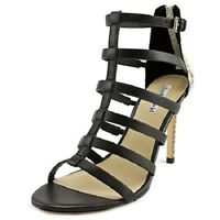 Charles David Women's Idealize Gladiator Sandal,black,6.5 M Us NIB