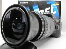 Ultra Wide Angle Macro Fisheye Lens for Canon Eos Digital Rebel 58 52mm 50mm