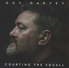 Guy Garvey – Courting The Squall - CD Ltd Edition (2015) - NEW
