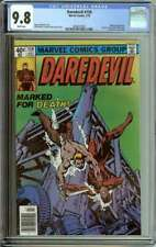 DAREDEVIL #159 CGC 9.8 WHITE PAGES