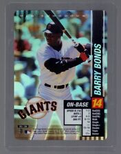 MLB Showdown 2002 - Barry Bonds - 283/356
