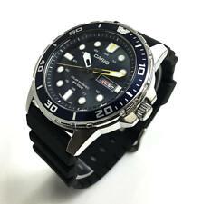 Men's Casio Diver's Style Solar Powered 42mm Watch MTPS110-2AV