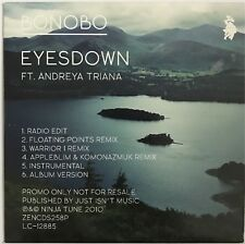 BONOBO ft. ANDREYA TRIANA : EYESDOWN - [ CD ALBUM PROMO ]