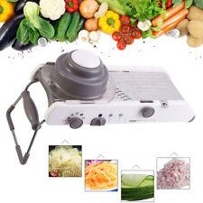 Cortador Ajustable Máquina de Cortar Mandolina Slicer Cocina Frutas Verduras