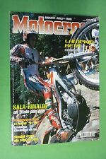 MOTOCROSS 8 AGOSTO 1999  KTM SX 125-250-380 - Kramit SM 250 - Franco Rossi