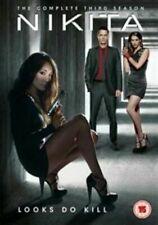 Nikita Season 3 - DVD Region 2