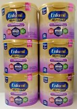 Enfamil NeuroPro Gentlease Infant Formula, Non-Gmo, 6- 20oz Tubs Exp 05/20