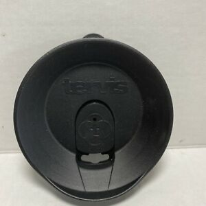 Tervis 24 oz Black Travel Cup Tumbler Replacement Lid