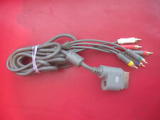 MICROSOFT XBOX 360 OFFICIAL OEM X801255-100 COMPONENT HD COMPOSITE AV CABLE