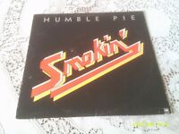 HUMBLE PIE. SMOKIN'. A&M. SP--4342. 1972. FIRST US PRESSING.