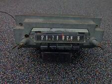 Vintage Original FOMOCO  AM Radio push button