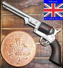 MINIATURE FIREARM COLLECTORS 1:6 SCALE CIVIL WAR COLT 1851 NAVY REVOLVER PISTOL