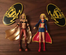DC Direct Return of Supergirl & Corrupted  Superman/Batman Michael Turner Loose