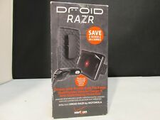 Motorola Droid Razr Power & Protection Package Shell/Holster/Charger & Protector