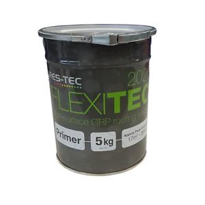 Primer Coat Flexitec 2020, Flexible GRP Fibreglass Roofing for Flat Roofs,Restec