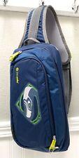 Pacsafe Venturesafe 325 Gii Sling Bag Blue Green Seahawks RFID Blocking NEW