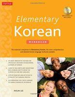 Elementary Korean Workbook by Lee, Insun
