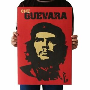 Home Decor Shopping Che Guevara Kraft Paper Retro Poster Propaganda Revolution