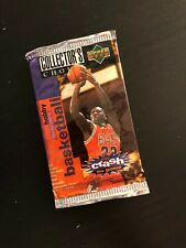 95-96 Upper Deck Collector's Choice Series 1 Basketball English pack