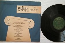 Excerpts The Student Prince & The Chocolate Soldier LP Colombia ML4060 MONO VG+
