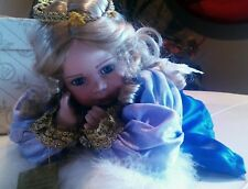 The Prestige Collection Kingstate Porcelain Doll HOPE Certificate Tags and Box