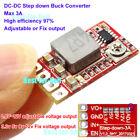 Mini DC-DC Step-down Converter Adjustable Power Module 3.3V 3V 5V 9V 12V V6