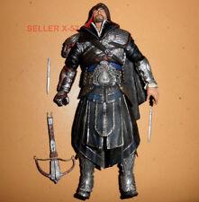 ASSASSINS CREED Brotherhood EZIO Onyx Assassin Figure toy NECA Player Select