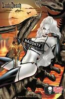 Lady Death Swimsuit #1 Naughty Sorah Suhng  Ltd. Ed. 250 Comic Book