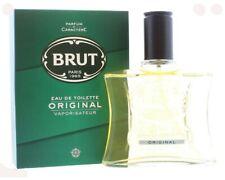 BRUT Eau de Toilette Original Men Cologne 3.4 oz / 100 ml Spray Retail Packaging
