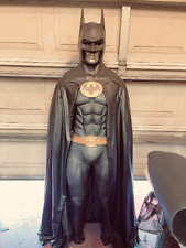 Complete 1989 Michael Keaton Batman Burton Inspired Costume Made To Size