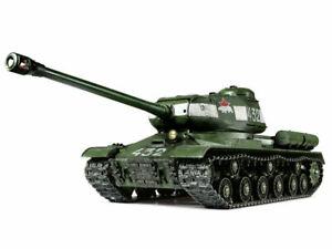 Tamiya 1/16 JS-2 Russian Heavy Tank RC Kit #56034 - NO ELECTRONICS